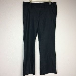 Mossimo stretch Trouser pants in jean blue Size 14